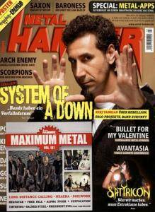 Metal Hammer - Maximum Metal Vol. 181 (CD) - Bild 5