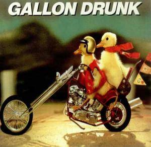 Cover - Gallon Drunk: Some Fools Mess