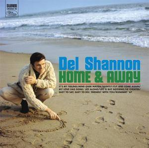 Cover - Del Shannon: Home & Away