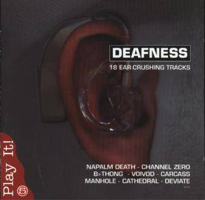 Cover - Misery Loves Co.: Deafness Play It! 5