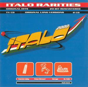 Cover - Macho Gang: Italo 2000 - Italo Rarities