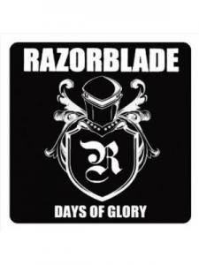 Cover - Razorblade: Days Of Glory