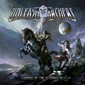 Cover - Unleash The Archers: Demons Of The Astrowaste