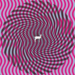 Deerhunter: Cryptograms / Fluorescent Grey EP - Cover