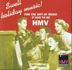 HMV - Swell Holiday Music - Cover