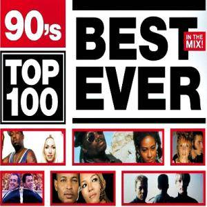 Cover - Kristine W: 90s Top 100 Best Ever