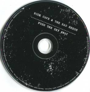 Nick Cave And The Bad Seeds: Push The Sky Away (CD) - Bild 3