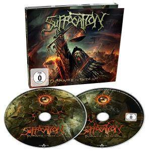 Suffocation: Pinnacle Of Bedlam (CD + DVD) - Bild 2