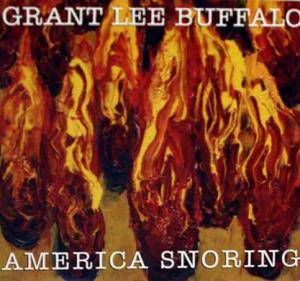 Grant Lee Buffalo: America Snoring - Cover