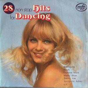 Cover -  Unbekannt: 28 Non Stop Hits For Dancing