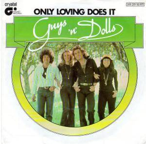 Cover - Guys 'n' Dolls: Only Loving Does It