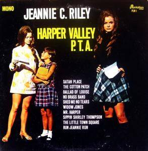 Cover - Jeannie C. Riley: Harper Valley P.T.A.