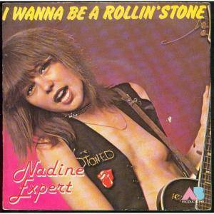 Nadine Expert: I Wanna Be A Rollin' Stone - Cover