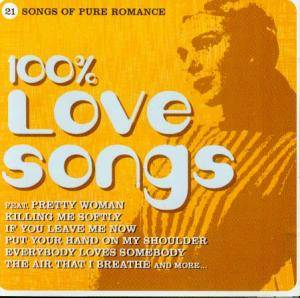 Cover - F.R. David: 100% Love Songs
