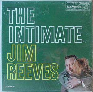Cover - Jim Reeves: Intimate, The