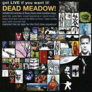 Cover - Dead Meadow: Got Live If You Want It!