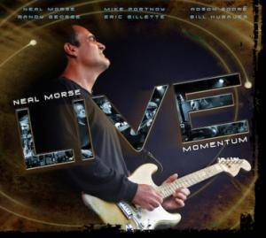 Neal Morse: Live Momentum - Cover