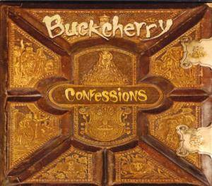 Buckcherry: Confessions - Cover