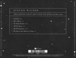 Steven Wilson: The Raven That Refused To Sing (And Other Stories) (CD) - Bild 3