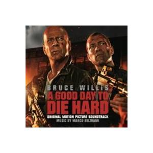Marco Beltrami: Good Day To Die Hard, A - Cover