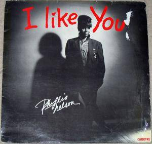 Cover - Phyllis Nelson: I Like You