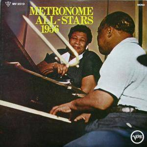 Cover - Metronome All Stars, The: Metronome All-Stars 1956