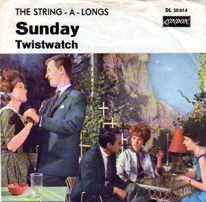 Cover - String-A-Longs, The: Sunday