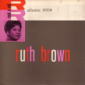 Ruth Brown: Rock & Roll - Cover