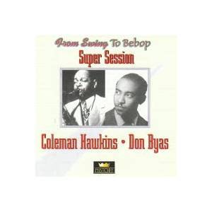 Cover - Coleman Hawkins: Super Session