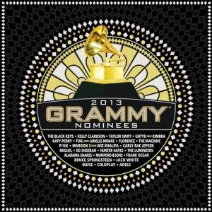 Cover - Coldplay: 2013 Grammy Nominees