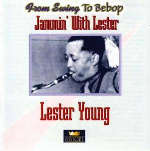 Cover - Lester Young: Jammin' With Lester