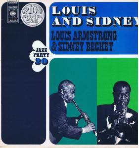 Cover - Sidney Bechet: Louis And Sidney