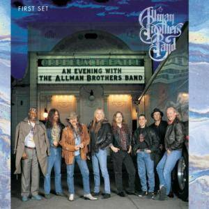 The Allman Brothers Band: Evening With The Allman Brothers Band, An - Cover