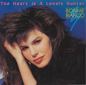 Bonnie Bianco: Heart Is A Lonely Hunter, The - Cover