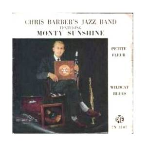 Chris Barber's Jazzband: Petite Fleur - Cover