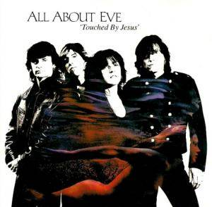 Cover - All About Eve: Touched By Jesus
