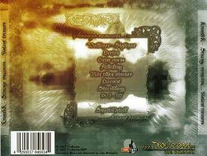 Kromlek: Strange Rumours... Distant Tremors (CD) - Bild 2