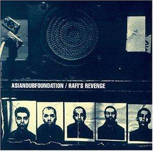 Cover - Asian Dub Foundation: Rafi's Revenge
