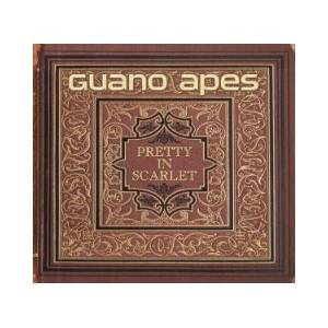 Guano Apes: Pretty In Scarlet - Cover
