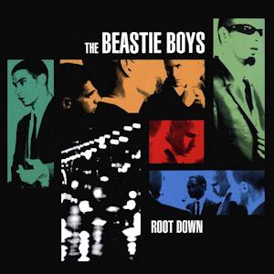 Beastie Boys: Root Down - Cover