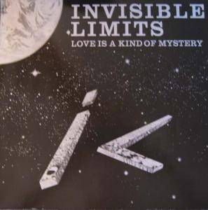 Invisible Limits: Love Is A Kind Of Mystery - Cover