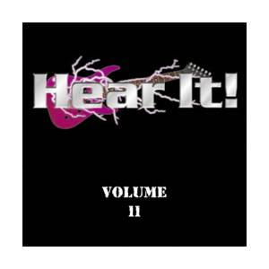 Cover - Honigdieb: Hear It! - Volume 11