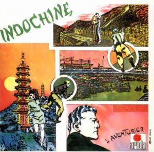 Indochine: L'Aventurier - Cover