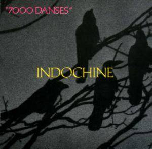 Cover - Indochine: 7000 Danses