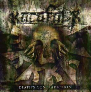 Katafalk: Death's Contradiction - Cover