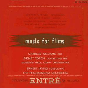 Cover - Mischa Spoliansky: Music For Films