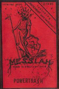 Cover - Messiah: Powertrash