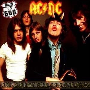 AC/DC: Route 666 Complete - Cover