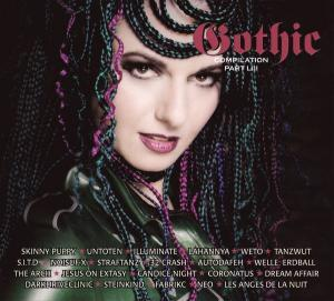 Gothic Compilation Part LIII - Cover