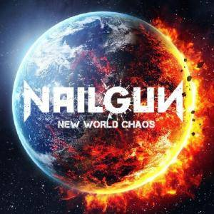 Nailgun: New World Chaos - Cover